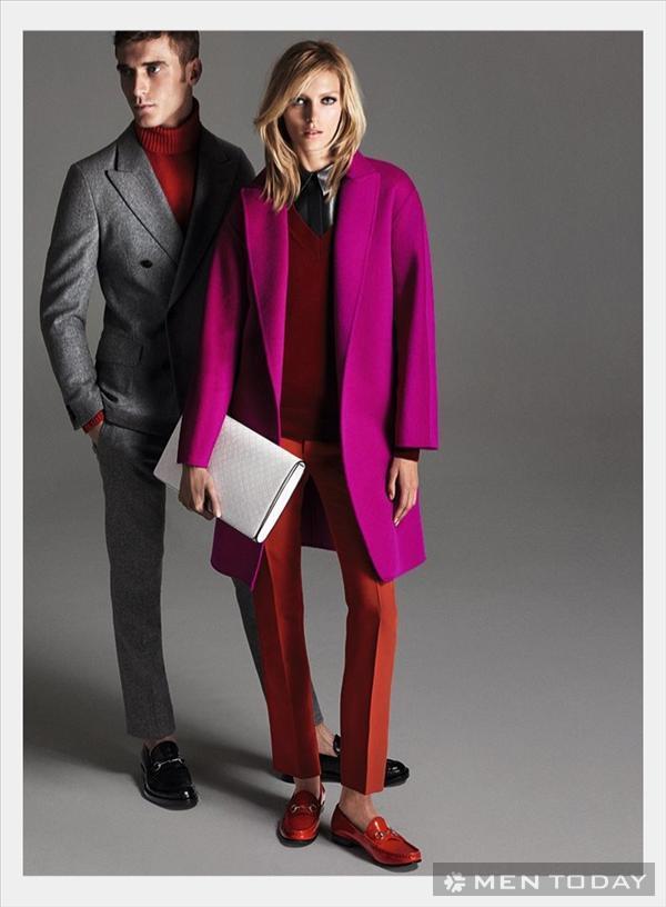 Chiến dịch thời trang nam chớm thu 2014 của Gucci