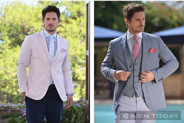 Bộ sưu tập thời trang nam xuân hè 2014 của Gagliardi