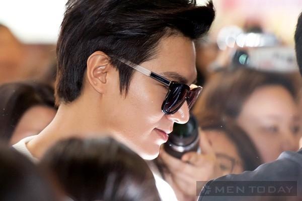 Sau bộ phim The Heirs, Lee Min Ho chưa lên kế hoạch trở lại màn ảnh nhỏ. Thông thường nam diễn viên chỉ đóng 1 phim truyền hình mỗi năm.