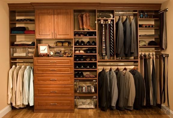 6 mẹo để có tủ quần áo tiện ích hơn