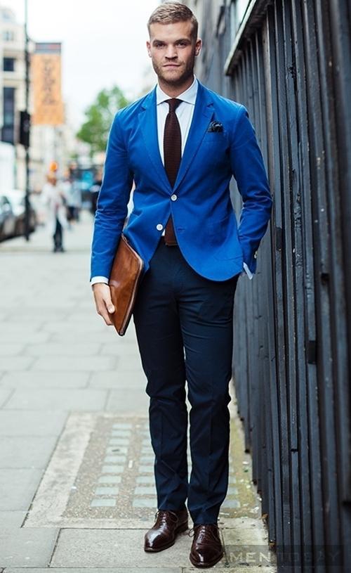 Những quý ông đa phong cách trong các tuần lễ thời trang nam