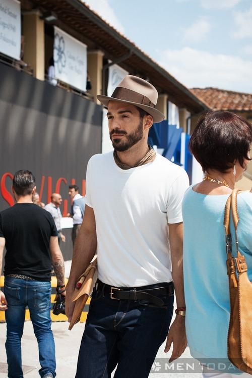 Mix đồ nam: Đơn giản mà tinh tế cùng street style Châu Âu