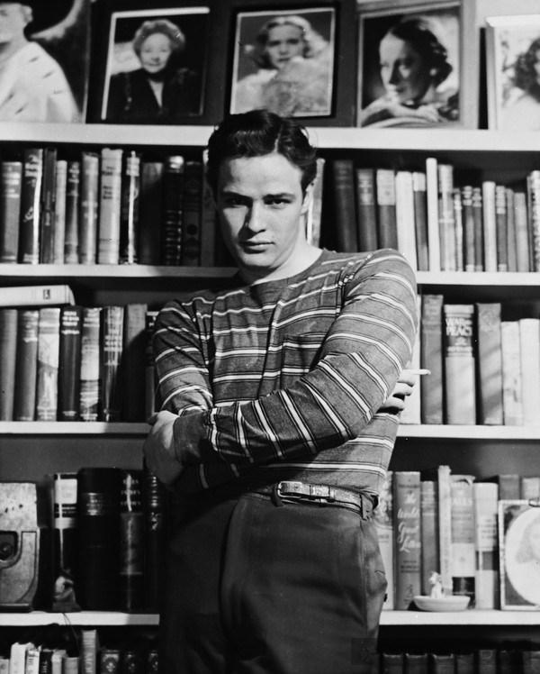 Biểu tượng thời trang nam Marlon Brando