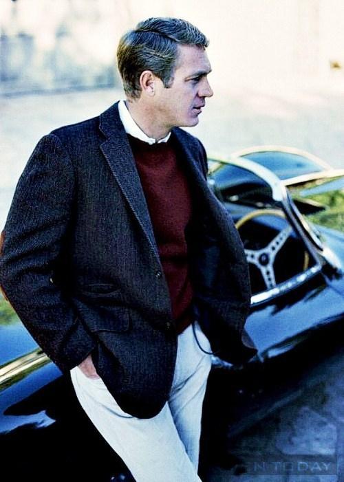 Biểu tượng thời trang nam: Steve McQueen