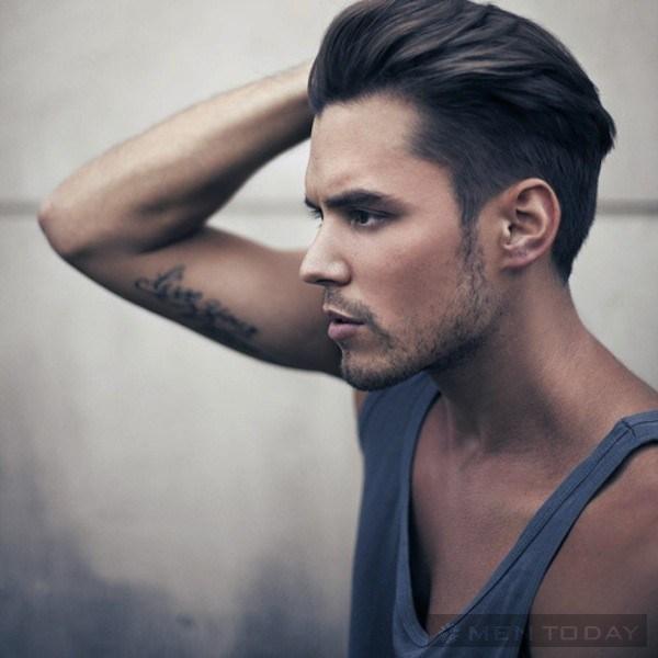 Các chàng nên cắt tóc 3 tuần một lần