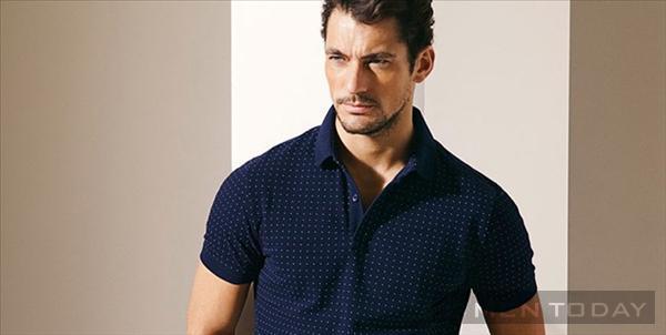 Chỉ dẫn thời trang nam - chọn áo polo phù hợp