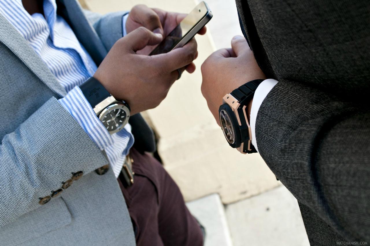 Những chiếc đồng hồ giúp phái mạnh thêm phần phong cách