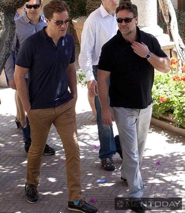 Những quý ông đơn giản cùng polo