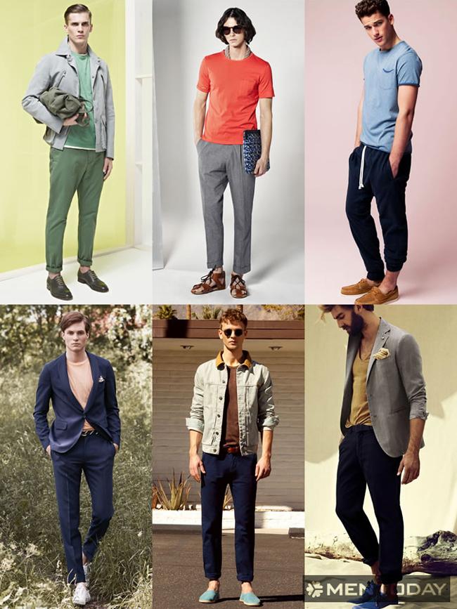 Những mẫu t-shirt sắc màu
